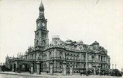 1. Town Hall, Sydney, NSW
