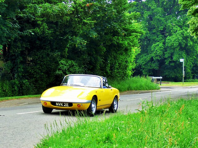 Photo:Lotus Elan By grassrootsgroundswell
