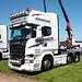 SG Haulage Scania R580 SL63YUT Peterborough Truckfest 2018