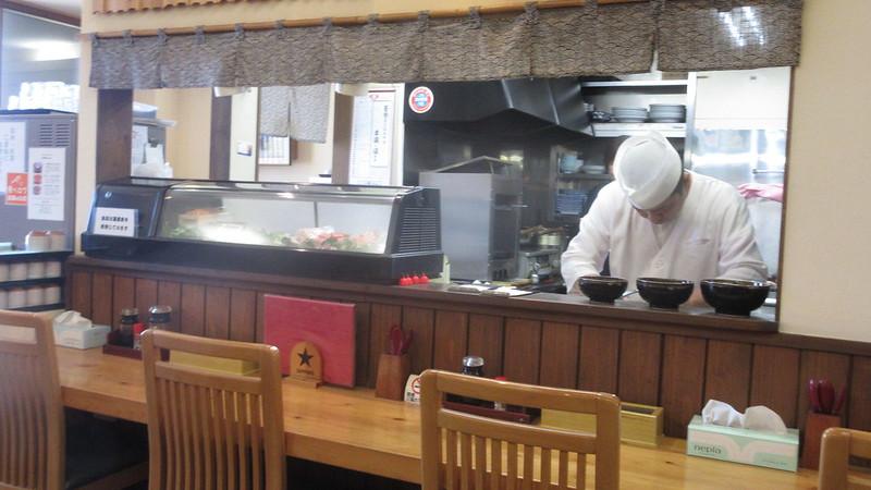 Nijo Seafood Market Sapporo Japan