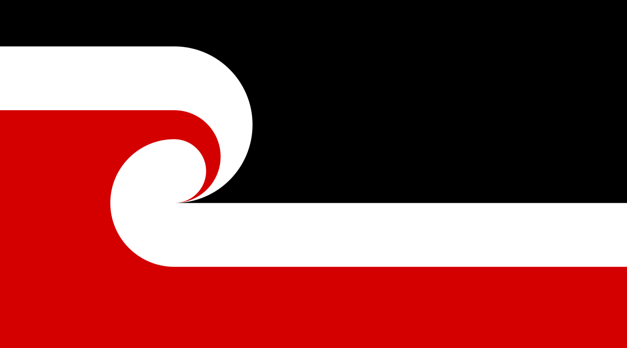 Tino Rangatiratanga Maori sovereignty movement flag