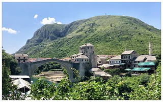 Most in Mostar