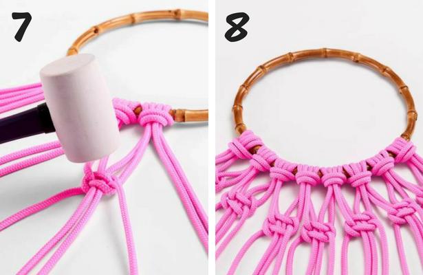 Net Bag Steps 7 8