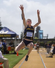 Coach Windy - From a little Jack Rabbit to UC Berkeley track team!