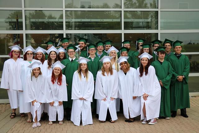 2018 Learning Options Graduation