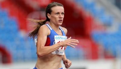 Zlatá tretra: Vrzalová bronzová v osobním rekordu