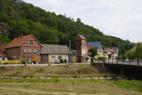 Friesdorf (Mansfeld) Sachsen-Anhalt 16-06-2018
