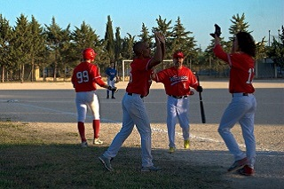 Noicattaro. baseball front