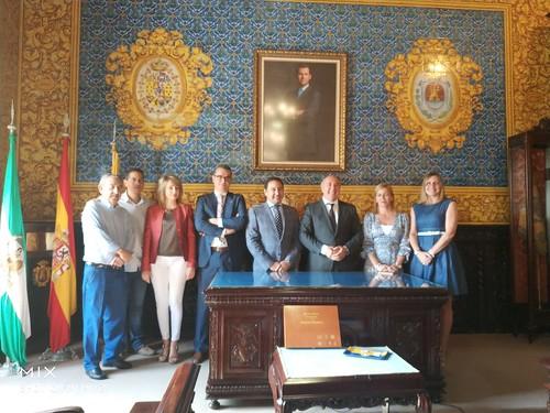 PRESENTACIÓN EN ALGECIRAS DEL LVII CONCURSO NACIONAL DE CANTE JONDO