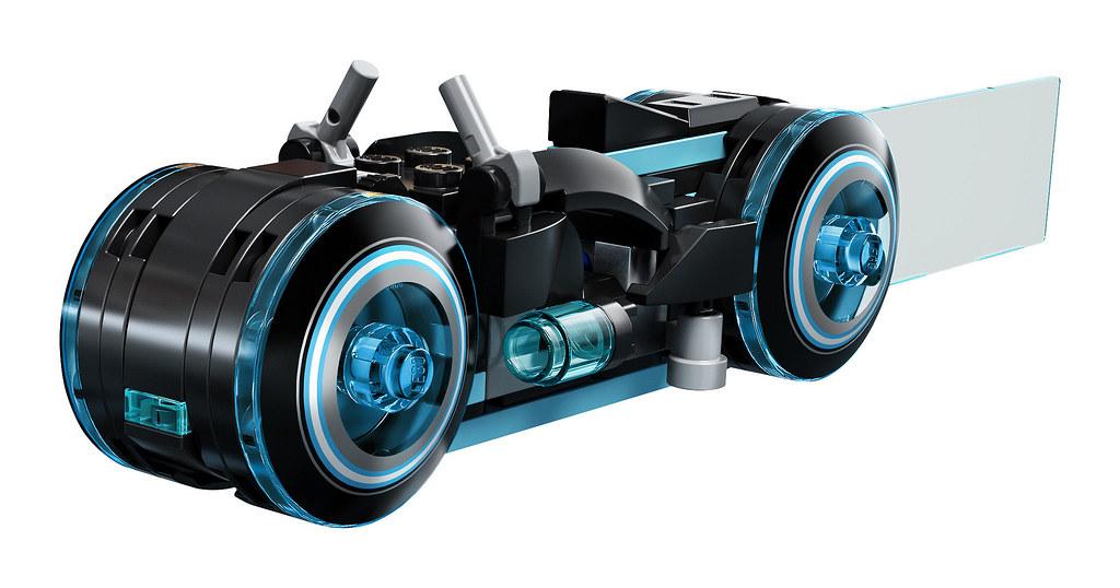 LEGO Ideas 21314 - TRON: Legacy