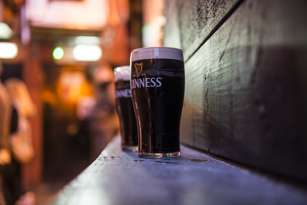 Diageo разрабатывает безалкогольную версию Guinness
