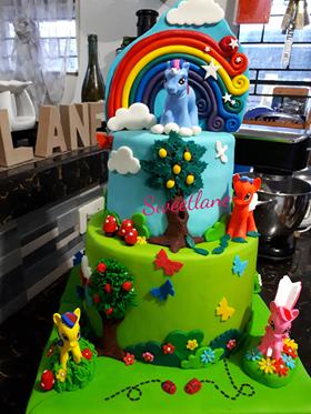 Cake by Rush Nav of Sweetlane