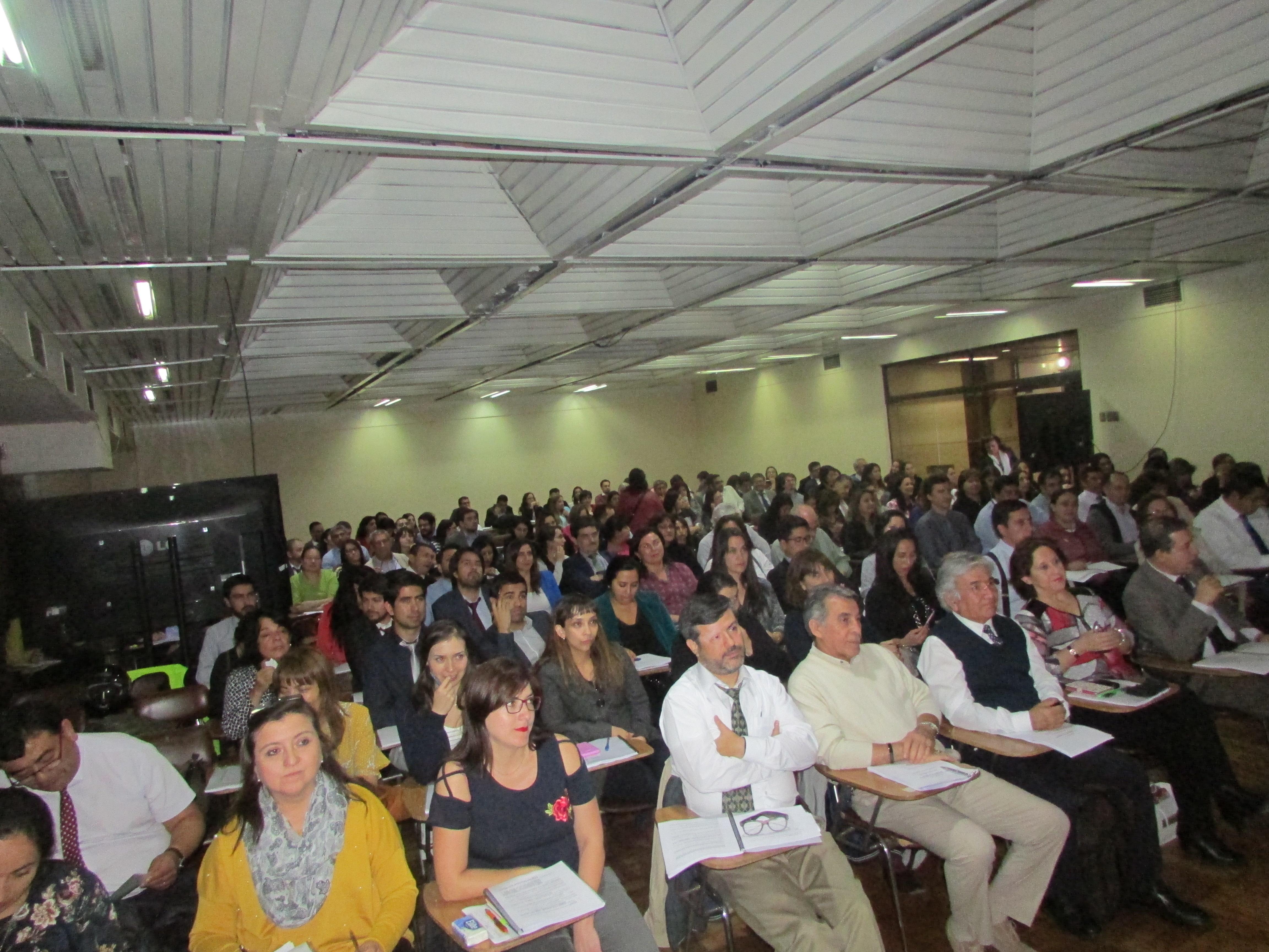 AFIICH realiza Seminario Actualización Declaraciones Renta 2018 - 10 Abril 2018