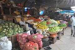 Mysore market...