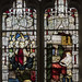 Saundby, St Martin's church window s.V