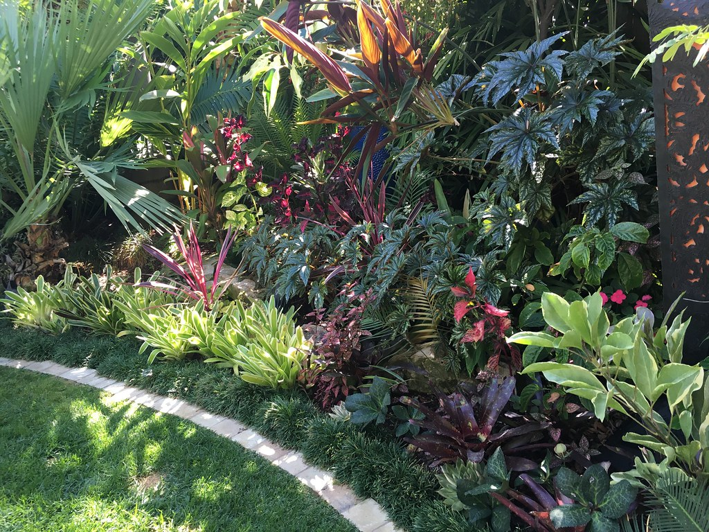 Garden Tour - San Jose (September 2016)