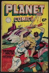 Planet Comics New Zealand