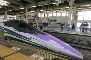 500 Series Evangelion Shinkansen