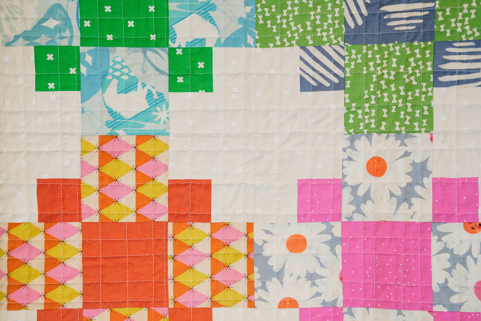 Even Steven Super Simple Quilt