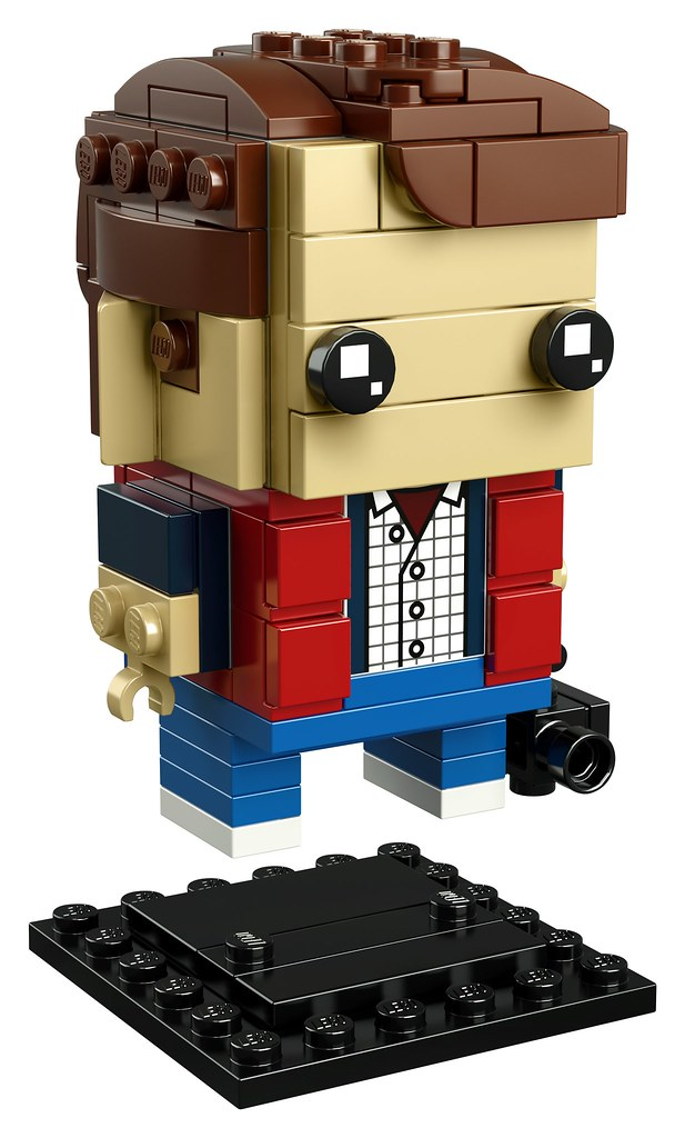 LEGO-BrickHeadz-41611-Back-to-the-Future-Marty-McFly-and-Doc-Brown-MArty-Platform