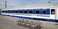 Croatia Railways sleeping car