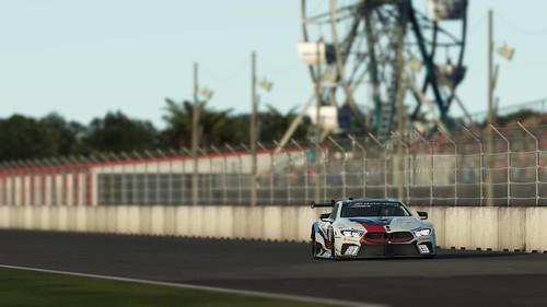rF2 BMW M8 GTE 4