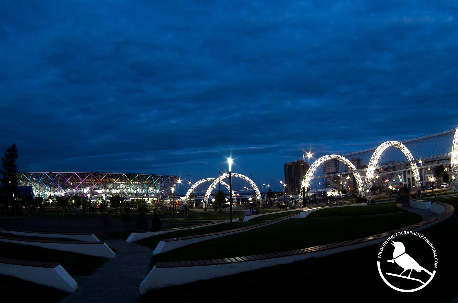 Volgograd arena // FIFA2018 World Cup // 20180614