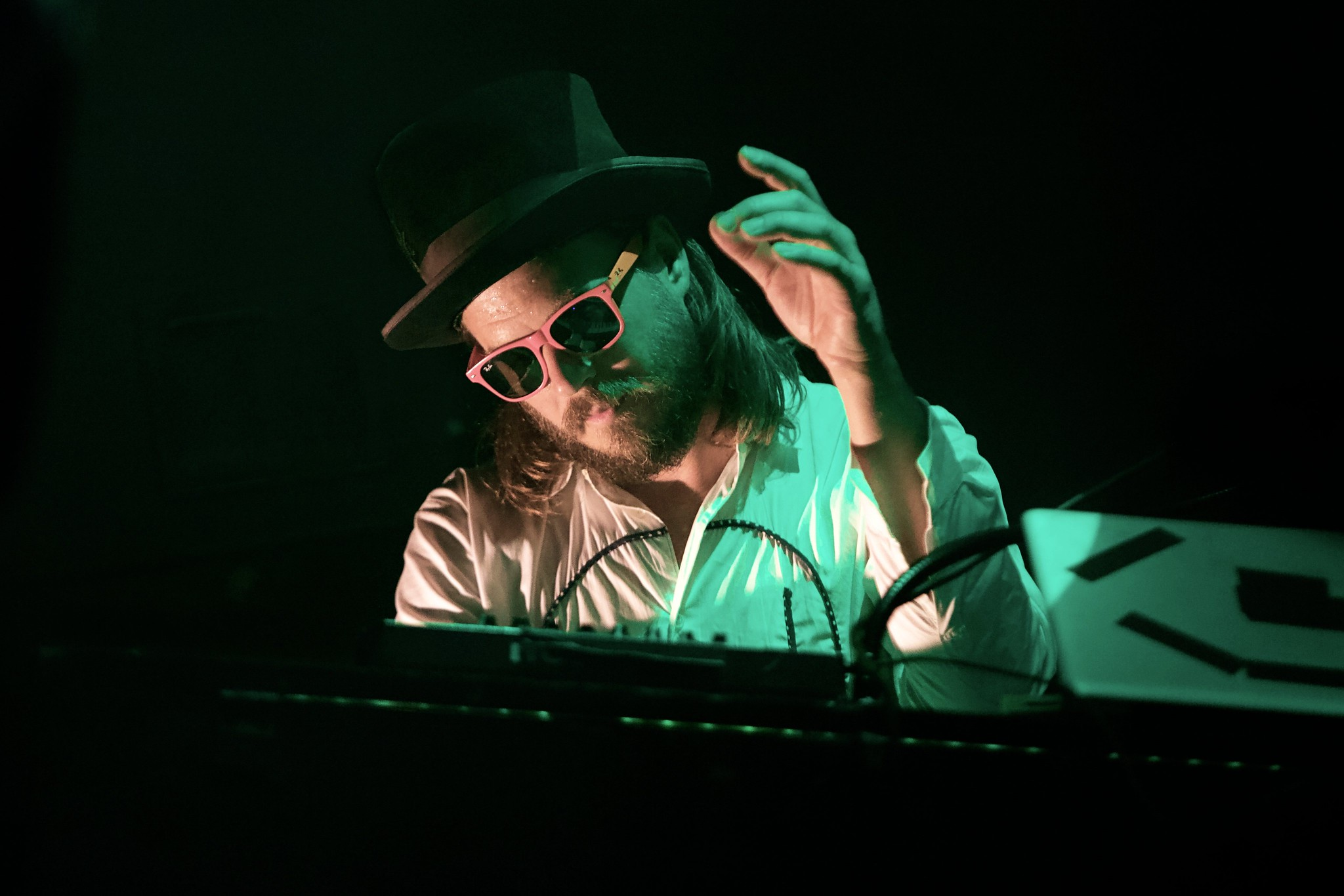 Parklife Marco Benevento with Jon Wood Band