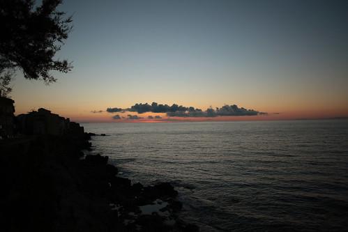 Cefalù: tramonto