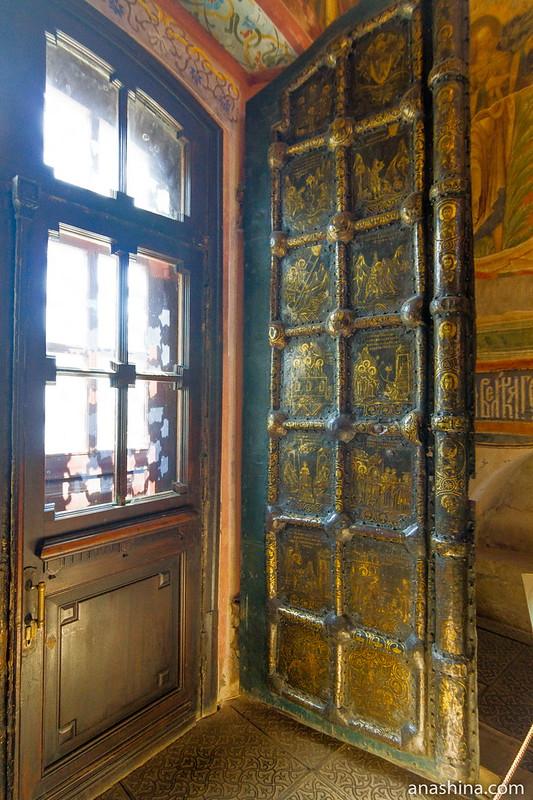 Южные золотые врата, Собор Рождества Богородицы, Суздаль