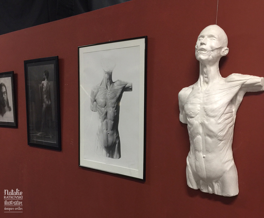 A visit to Academy of Fine Art in Bad Homburg, Germany