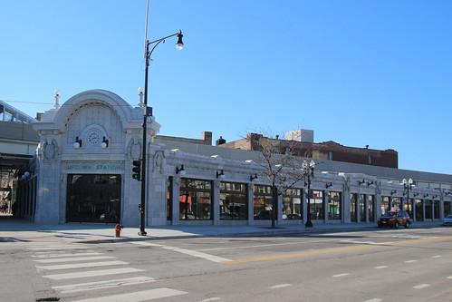 Uptown Station Renovation