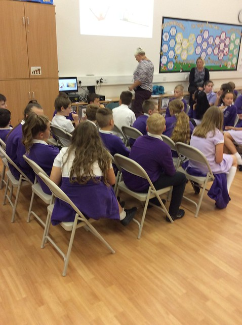 Year 6 Parliament 2018
