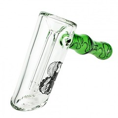 Cheech & Chong?s Up in Smoke Bubbler with Slitted Diffuser