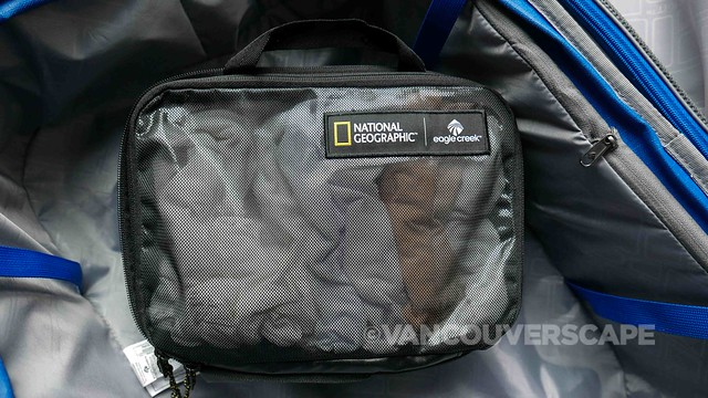Eagle Creek-National Geographic packing cubes