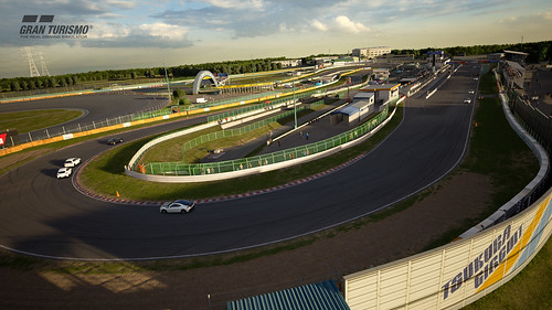 GT Sport - Tsukuba Circuit