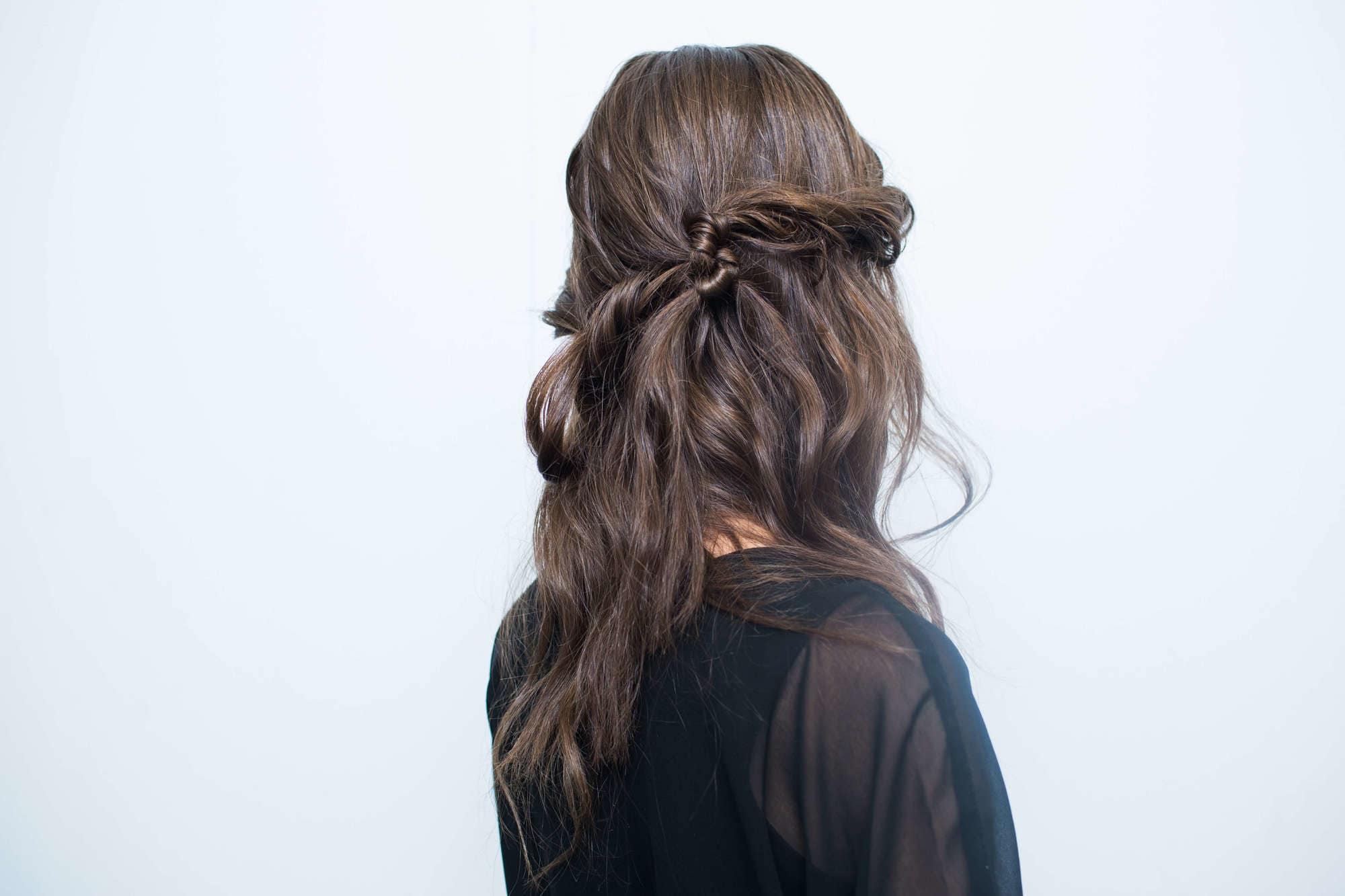 Latest Dressy Updo Hairstyles -collection Of Easy For long Hair! 7