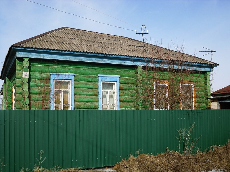 Улица Первомайская № 152.