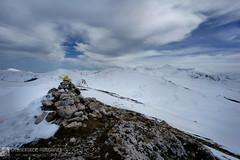 Cima di Morretano e monte La Torricella