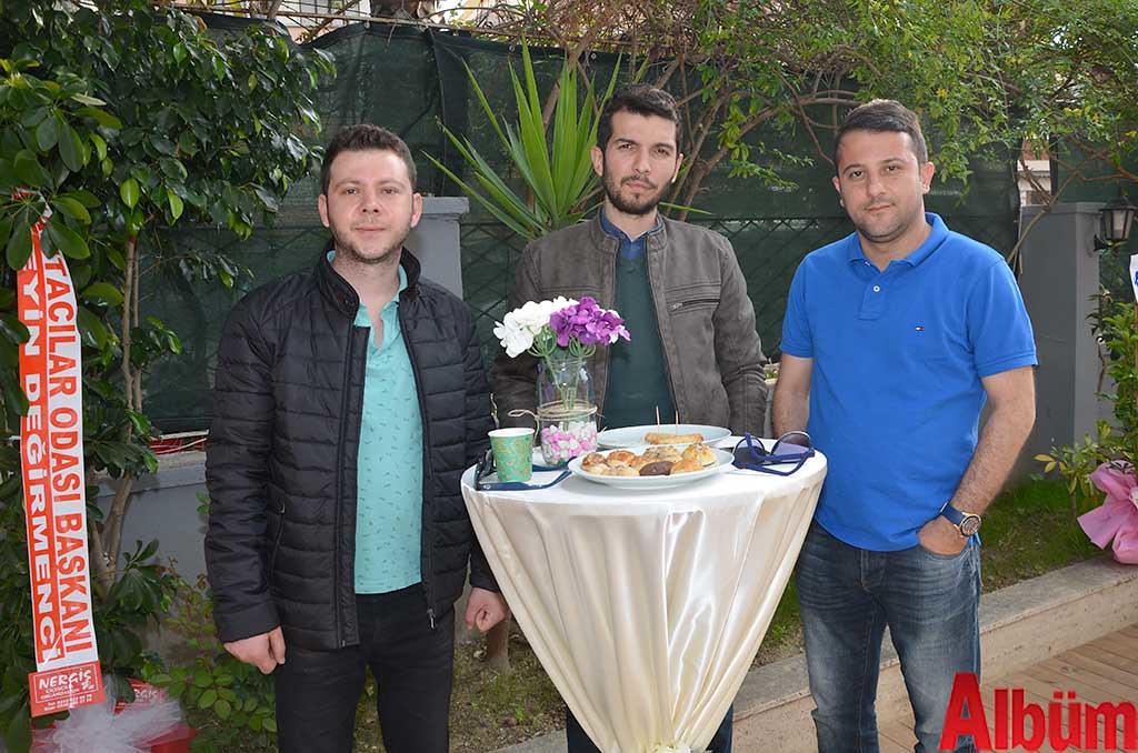 Rıfat Deniz, Mehmet Yenialp, Uğur Ali Ünlü