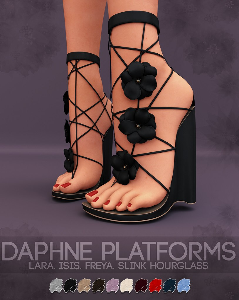 Pure Poison – Daphne Platforms AD