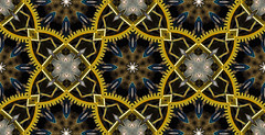 American Waltham Gears (Kaleidoscopic)