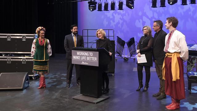 Improving Alberta's premier theatres