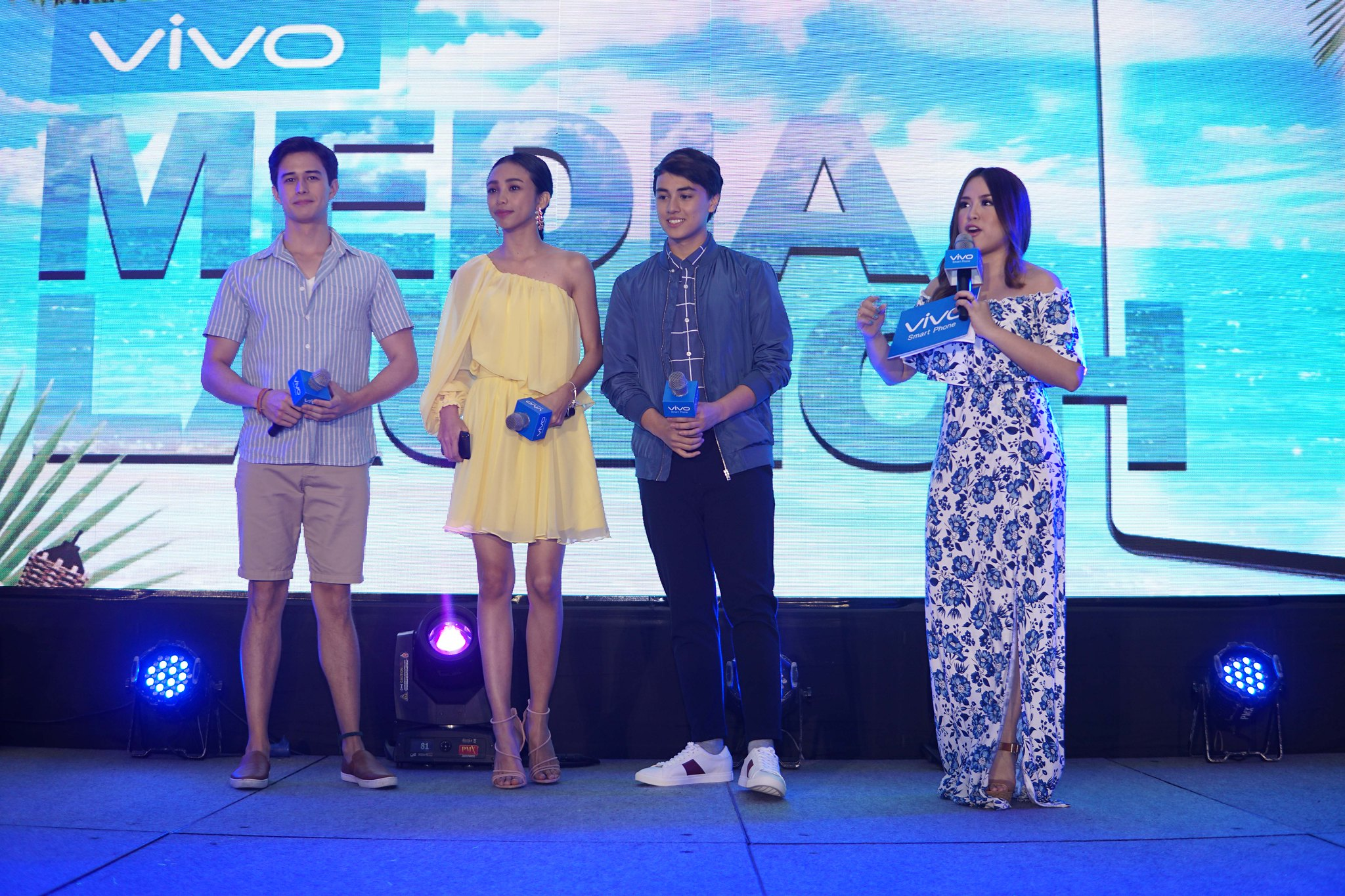 Tech News: Vivo V9 Launch + #Mayward for Vivo