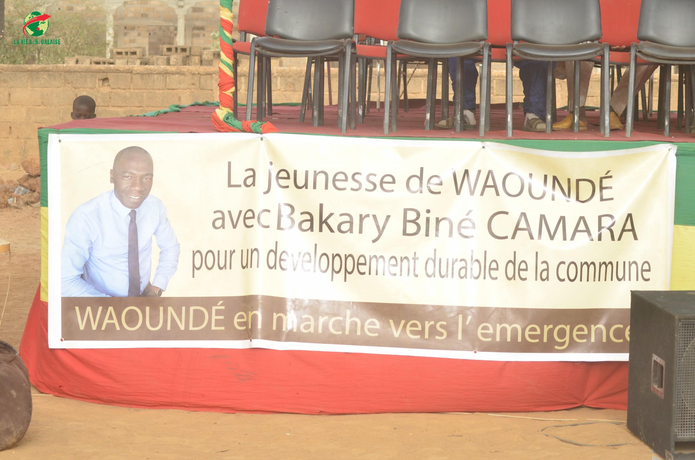 Journées Culturelles Waoundé, Parrain Bakary Biné Camara, Images de laviesenegalaise (12)