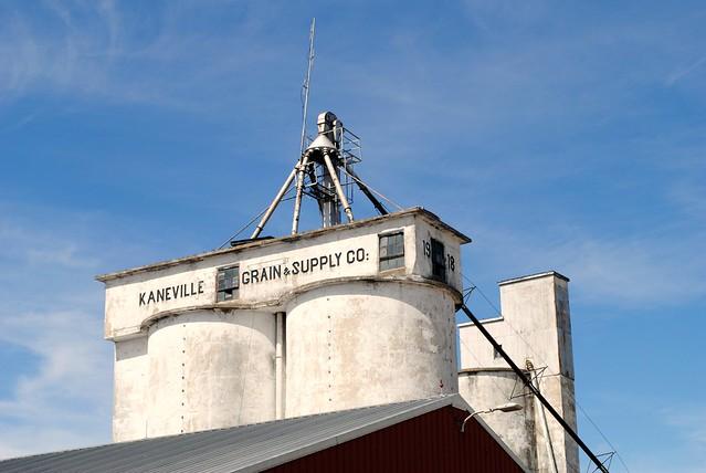 Kaneville Grain & Supply Co. - Kaneville, Illinois