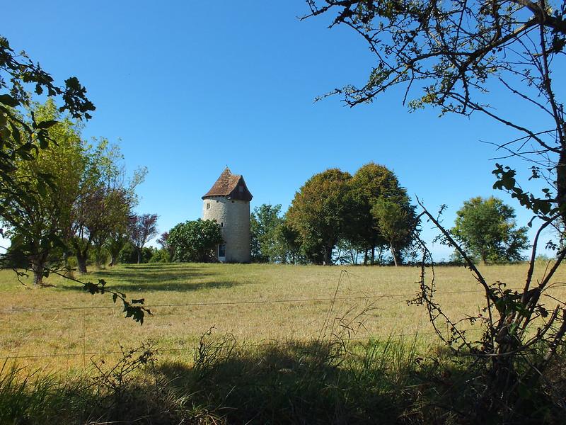[310-004] Soulomès - Ancien Moulin à vent (bourg)