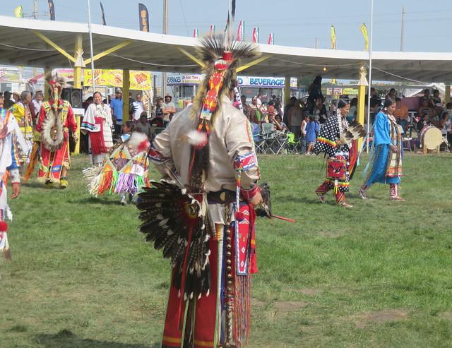 Sioux Tribe Powwow