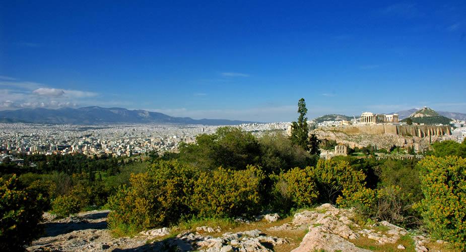 Leuke stedentrip in maart: Athene | Mooistestedentrips.nl