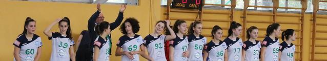U14 Bianca Finale PGS 8 Aprile 2018 Bracco Pro Patria  - New Volley Adda 0 - 3
